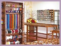Perlenmarkt - Der Laden