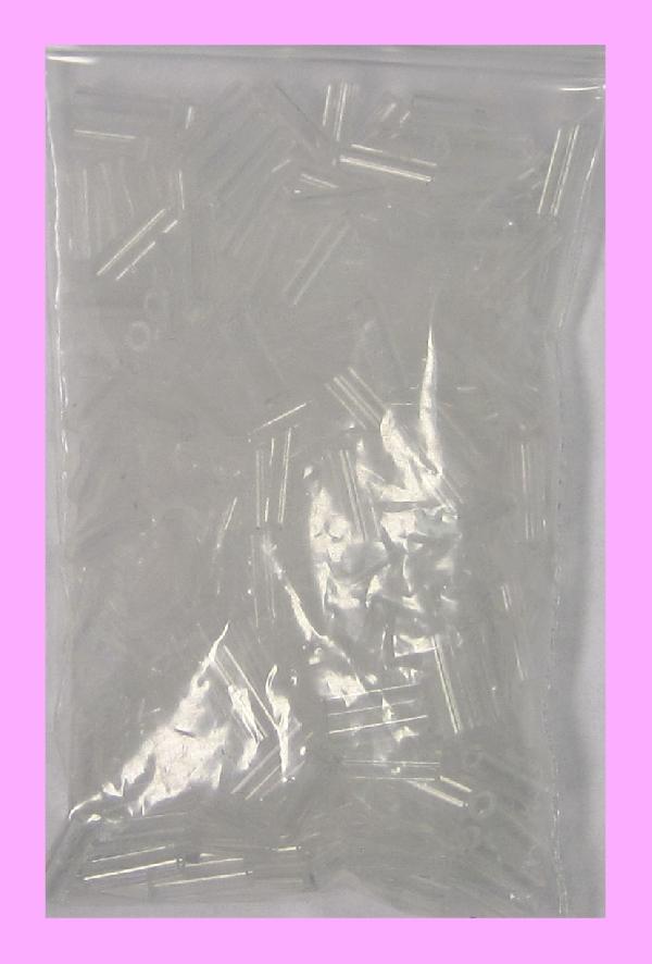 Stiftperlen transparent