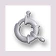 Karabiner mit Ring